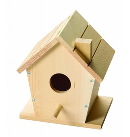 REEVES BIRDHOUSE BUILD KIT**