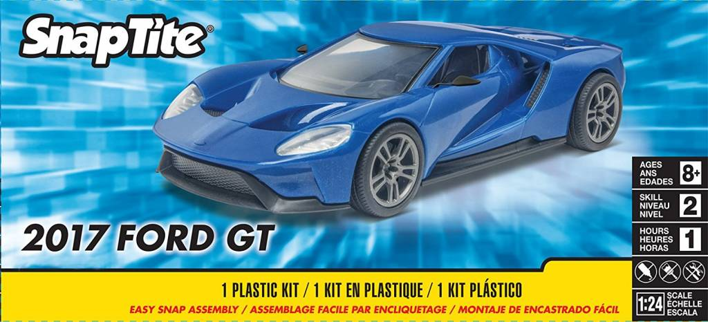 Great Planes Ford Gt Model Kit