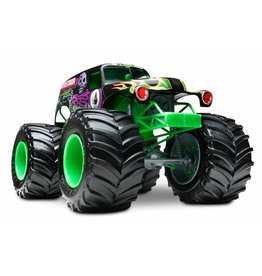 GREAT PLANES GRAVE DIGGER MONSTER JAM MODEL