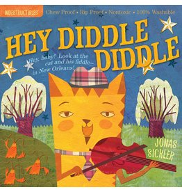 WORKMAN PUBLISHING HEY DIDDLE DIDDLE INDESTRUCTIBLE