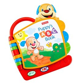 FISHER PRICE LAUGH AND LEARN BOOK