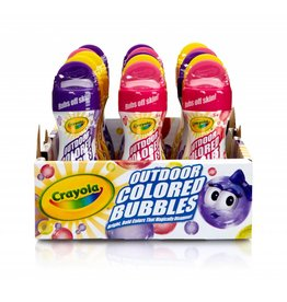 CRAYOLA LLC CRAYOLA WASHABLE COLORED BUBBLES