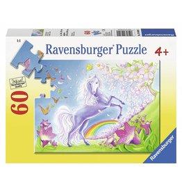 RAVENSBURGER USA COLORFUL HORSE 60 PC PUZZLE*
