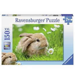 ADORABLE BUNNY 150 PC PUZZLE**