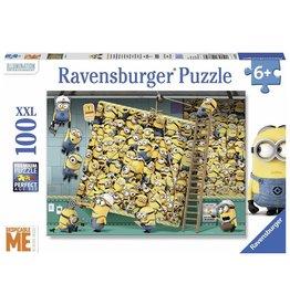RAVENSBURGER USA DESPICABLE ME MINIONS 100 PC PUZZLE