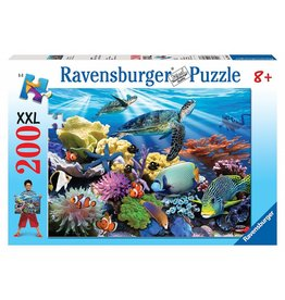 RAVENSBURGER USA OCEAN TURTLES 200 PC PUZZLE*