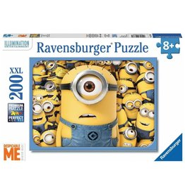 RAVENSBURGER USA DESPICABLE ME MINIONS 200 PC PUZZLE**
