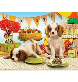 OUTSET MEDIA EVERY DOG HAS ITS DAY 275 PC PUZZLE