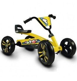 BERG BERG BUZZY YELLOW PEDAL CAR