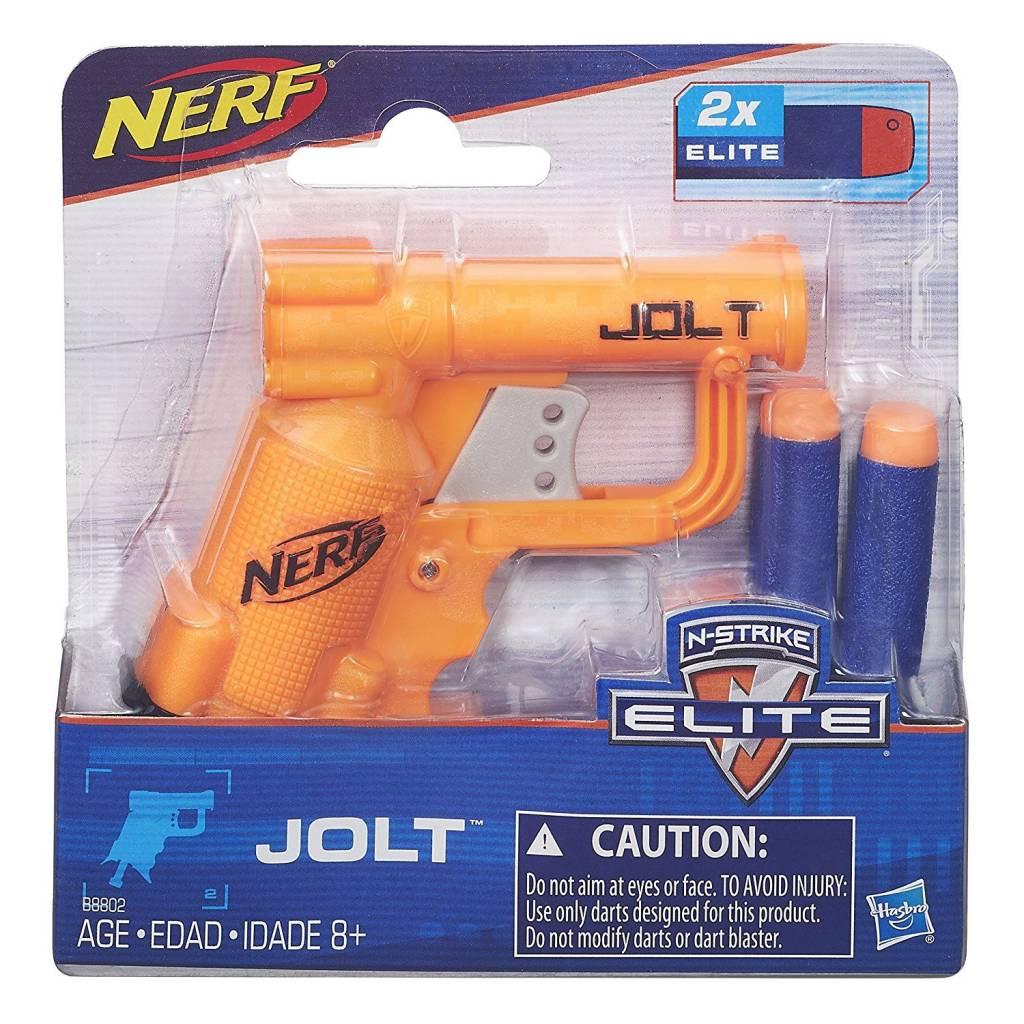 HASBRO EVEREST ELITE JOLT BLASTER NERF GUN ...