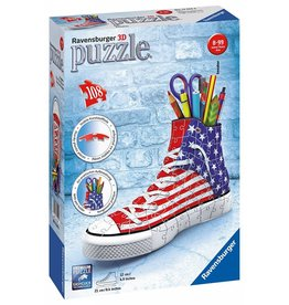 RAVENSBURGER USA SNEAKER AMERICAN STYLE 3-D PUZZLE*