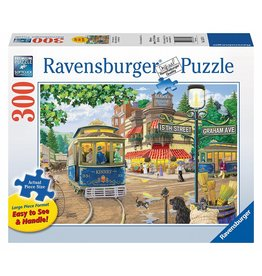 RAVENSBURGER USA MARYS GENERAL STORE 300 PC PUZZLE*