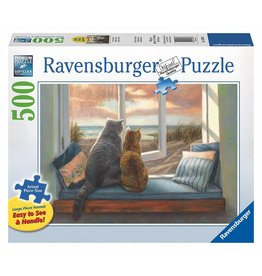RAVENSBURGER USA WINDOW BUDDIES 500 PC PUZZLE