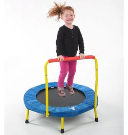 ORIGINAL TOY COMPANY FOLD AND GO TRAMPOLINE