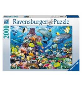 RAVENSBURGER USA UNDERWATER 2000 PC PUZZLE
