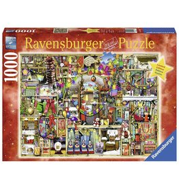 RAVENSBURGER USA CHRISTMAS CUPBOARD 1000 PC PUZZLE*