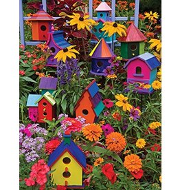 COBBLE HILL BIRDHOUSES 275 PC PUZZLE**