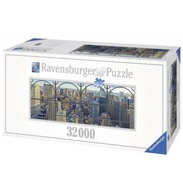 RAVENSBURGER USA VIEW OF MANHATTAN 32000 PC PUZZLE