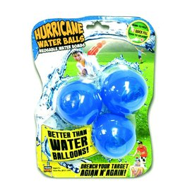 PRIME TIME TOYS HURRICANE WATER BALLS 3-PK
