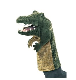 FOLKMANIS INC CROCODILE STAGE PUPPET FOLKMANIS