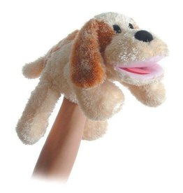 AURORA SCRUFF THE DOG BODY PUPPET
