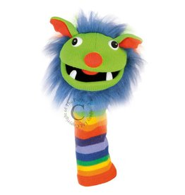 PUPPET COMPANY RAINBOW SOCKETTE PUPPET