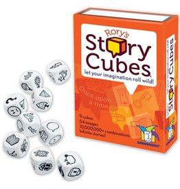 CEACO/ BRAINWRIGHT/ GAMEWRIGHT RORYS STORY CUBES