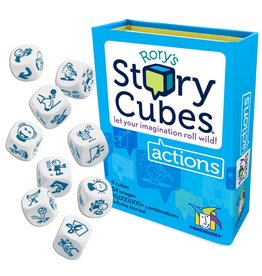 CEACO/ BRAINWRIGHT/ GAMEWRIGHT STORY CUBES ACTIONS