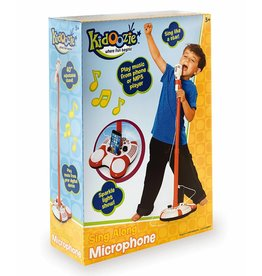 KIDOOZIE SING ALONG MICROPHONE