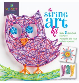 ANN WILLIAMS CRAFT-TASTIC STRING ART KIT (NEW)*