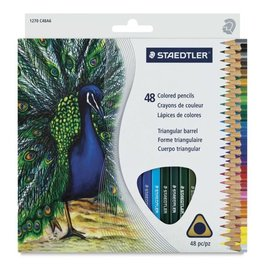 STAEDTLER STAEDTLER 48 COLORED PENCILS*
