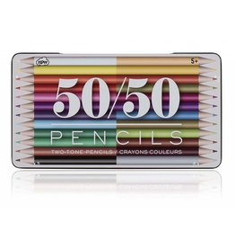 NPW 50/50 COLORED PENCIL SET