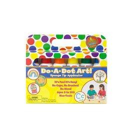 DO A DOT ART! DO A DOT 6-PACK RAINBOW
