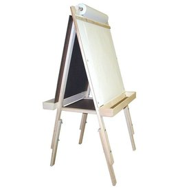 BEKA, INC. BEKA ULTIMATE DOUBLE-SIDED CHILD'S EASEL