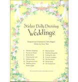 EDC PUBLISHING STICKER DOLLY DRESSING WEDDINGS
