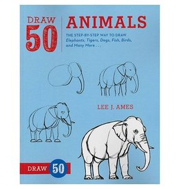 RANDOM HOUSE DRAW 50 ANIMALS
