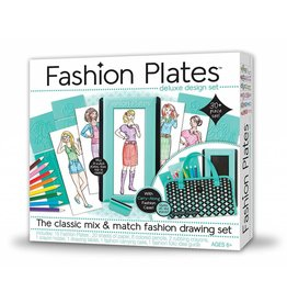 KAHOOTZ FASHION PLATES DELUXE DESIGN SET