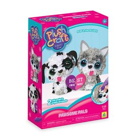 ORB FACTORY PAWSOME PALS PLUSHCRAFT