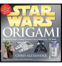 WORKMAN PUBLISHING STAR WARS ORIGAMI