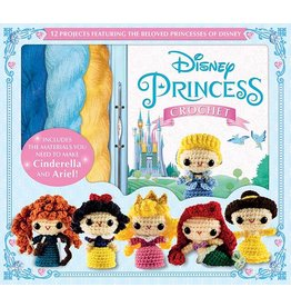 THUNDER BAY PRESS DISNEY PRINCESS CROCHET KIT**