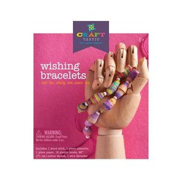 ANN WILLIAMS CRAFT-TASTIC WISHING BRACELETS