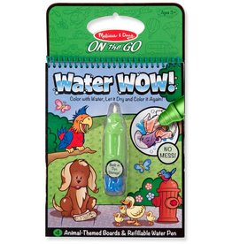 MELISSA AND DOUG WATER WOW! ANIMALS
