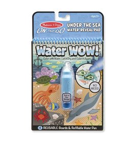 MELISSA AND DOUG WATER WOW! UNDER THE SEA