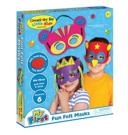 FABER CASTELL MY FIRST FUN FELT MASKS**