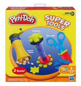 HASBRO EVEREST PLAY DOH SUPER TOOLS