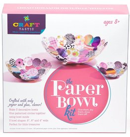 ANN WILLIAMS CRAFT-TASTIC PAPER BOWL KIT
