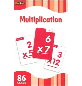 STERLING PUBLISHING MULTIPLICATION FLASH CARDS FLASH KIDS