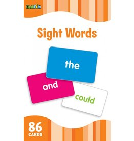 STERLING PUBLISHING SIGHT WORDS FLASH CARDS FLASH KIDS