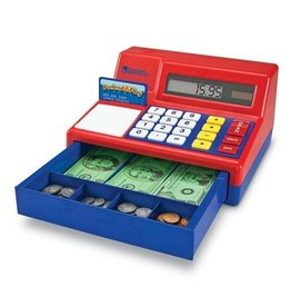 EDUCATIONAL INSIGHTS CALCULATOR CASH REGISTER