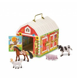 MELISSA AND DOUG LATCHES BARN M & D